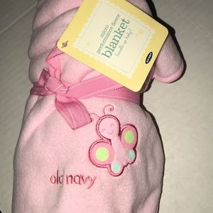 Free✅ Old Navy Baby Blanket with purchase